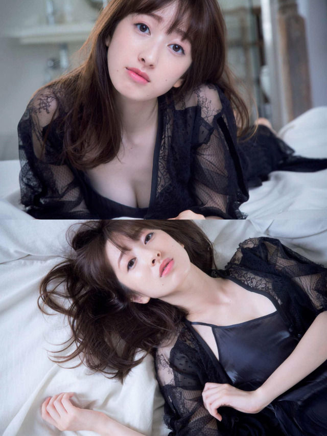團遥香(25)のEカップの胸チラ、パンチラ、グラビア画像80枚