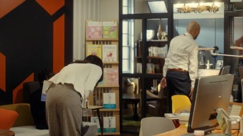 新垣結衣のベッド・キスシーンエロ画像020