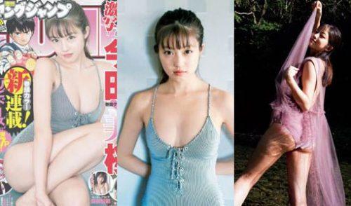 今田美桜(21)の写真集の水着グラビア、パンチラ画像等115枚
