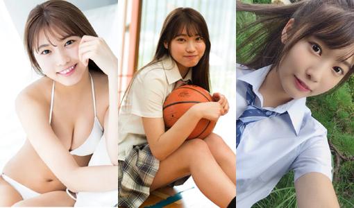 あいりること古田愛理(16)の初水着グラビア画像50枚