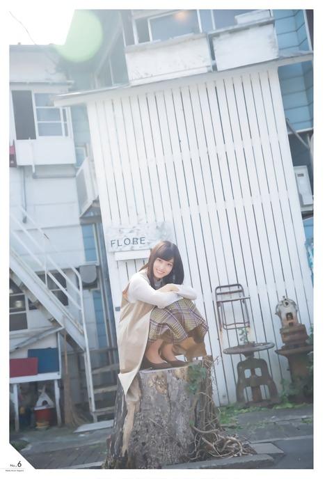 橋本環奈の週刊誌のグラビアエロ画像008