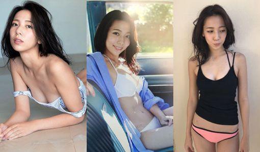 池岡星香(23)の水着姿の胸チラ写真集グラビア画像等38枚