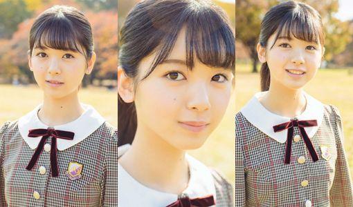 乃木坂4期生・筒井あやめ(14)の逸材美少女のGIFエロ画像