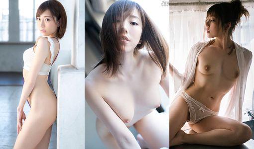 七海ティナ(24)がAVデビュー!ヌードや着エロ画像等60枚