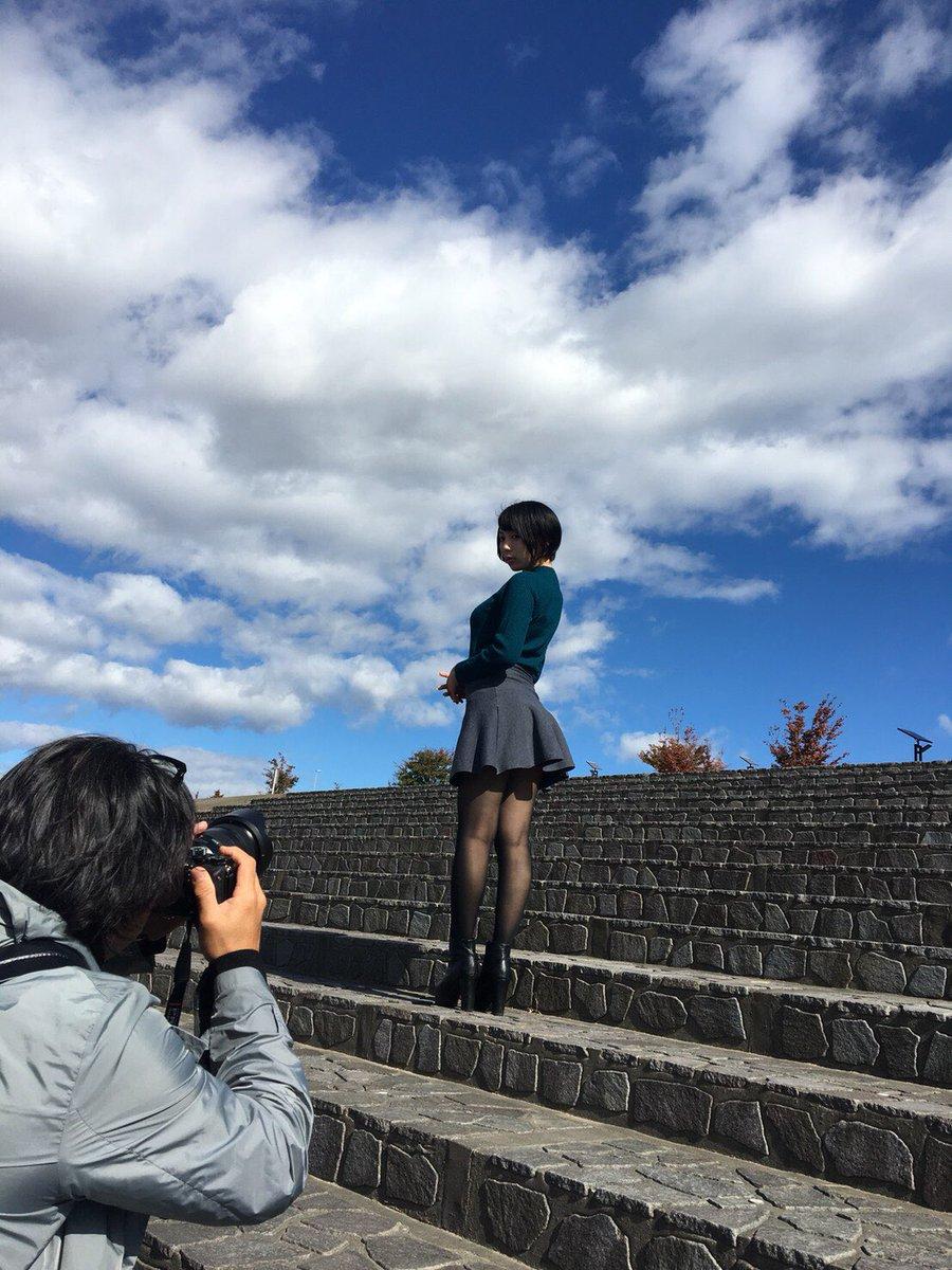 安位薫のツイッター自画撮りエロ画像002