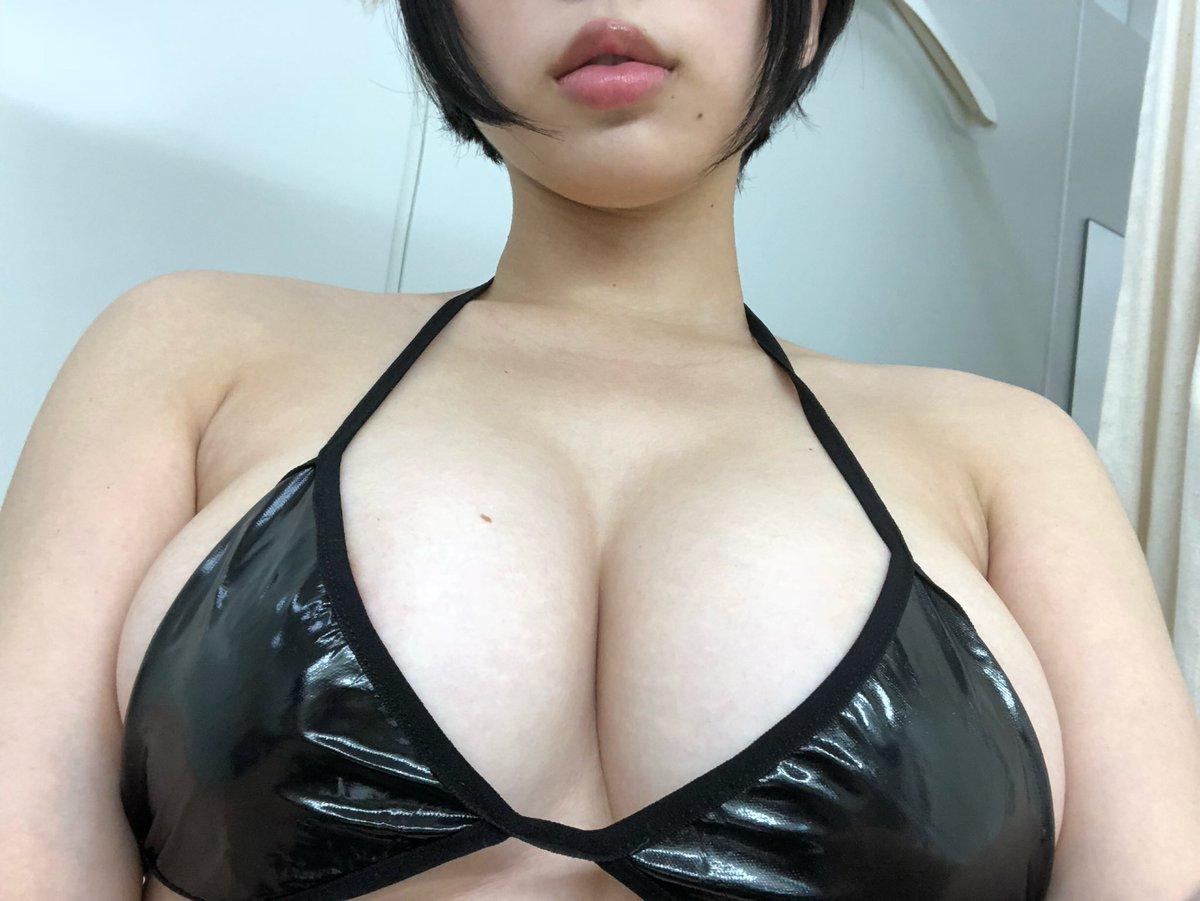 安位薫のツイッター自画撮りエロ画像017