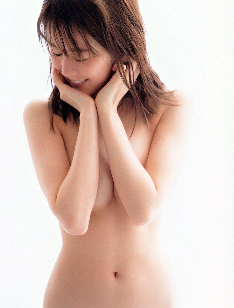 生田絵莉花グラビア抜きエロ