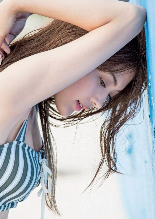 田中道子の写真集水着グラビアエロ画像003