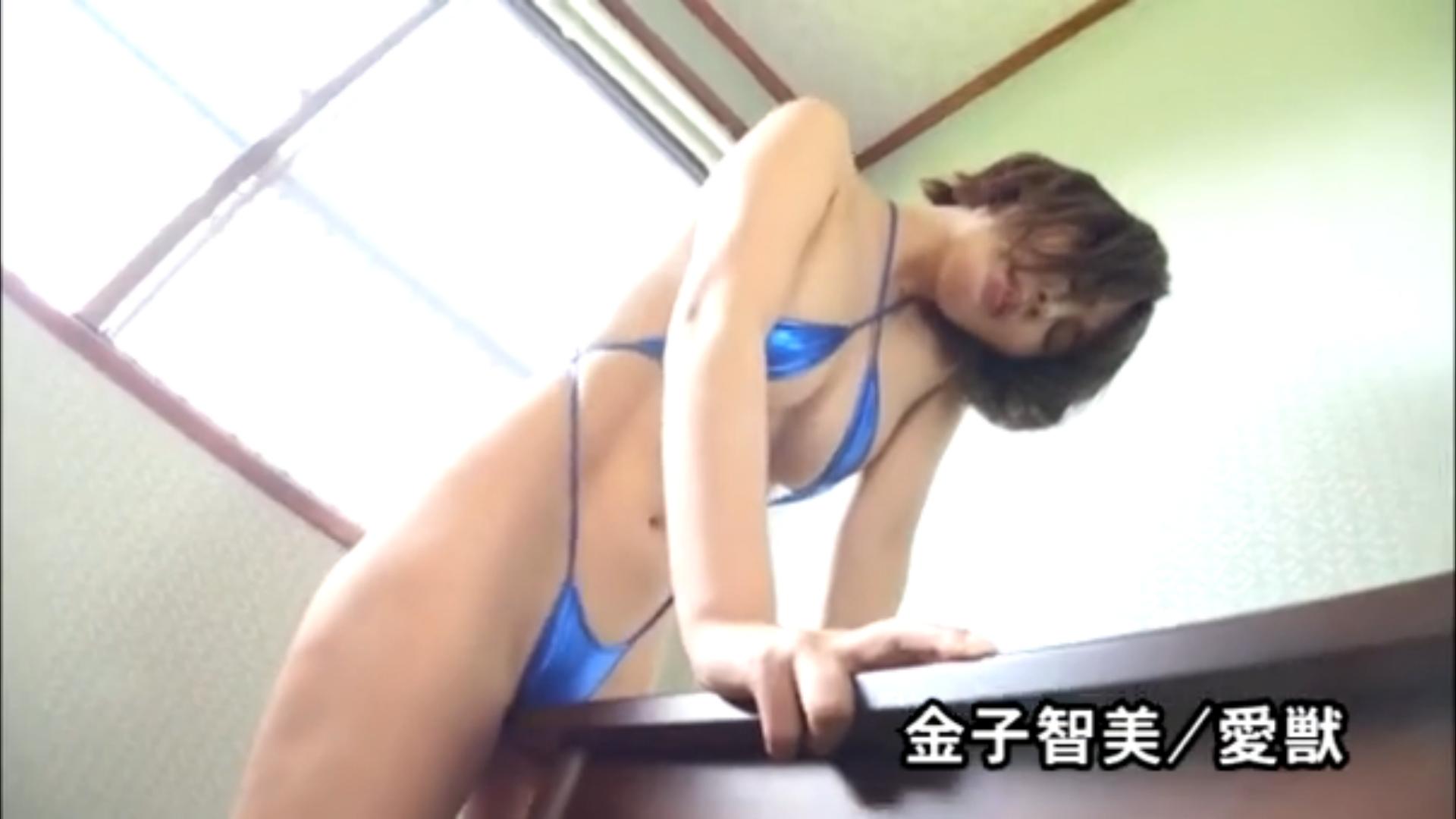 金子智美のイメージDVDエロ画像027