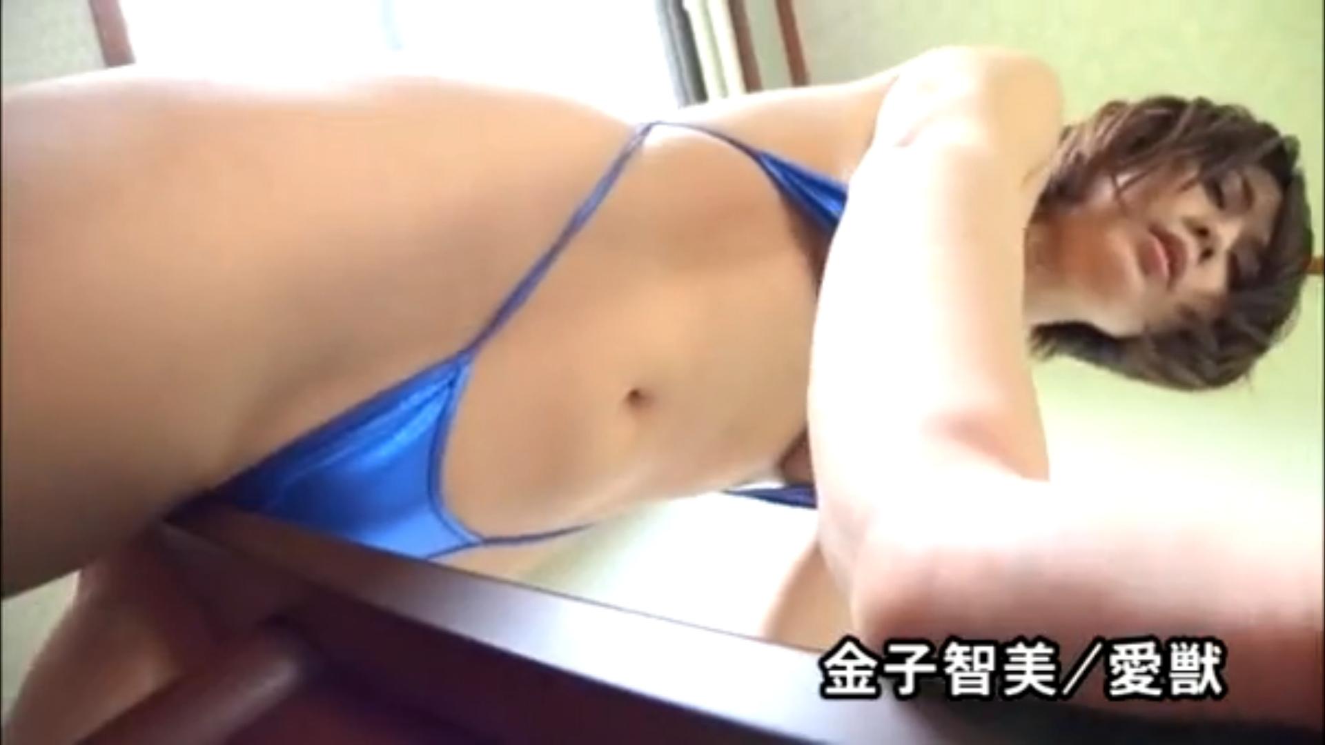 金子智美のイメージDVDエロ画像028