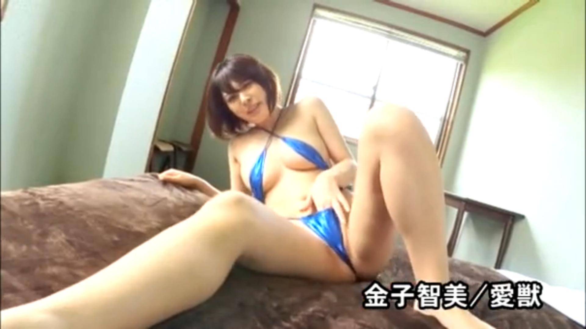金子智美のイメージDVDエロ画像030