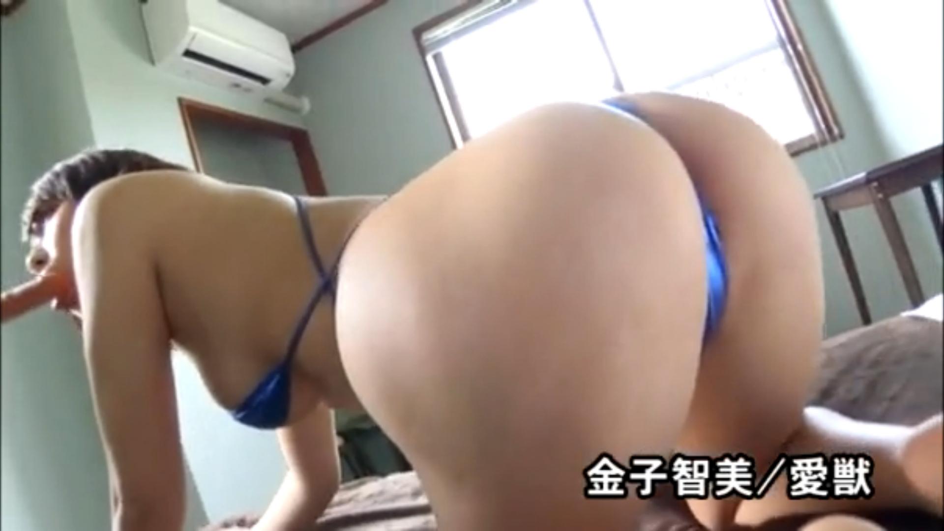 金子智美のイメージDVDエロ画像032