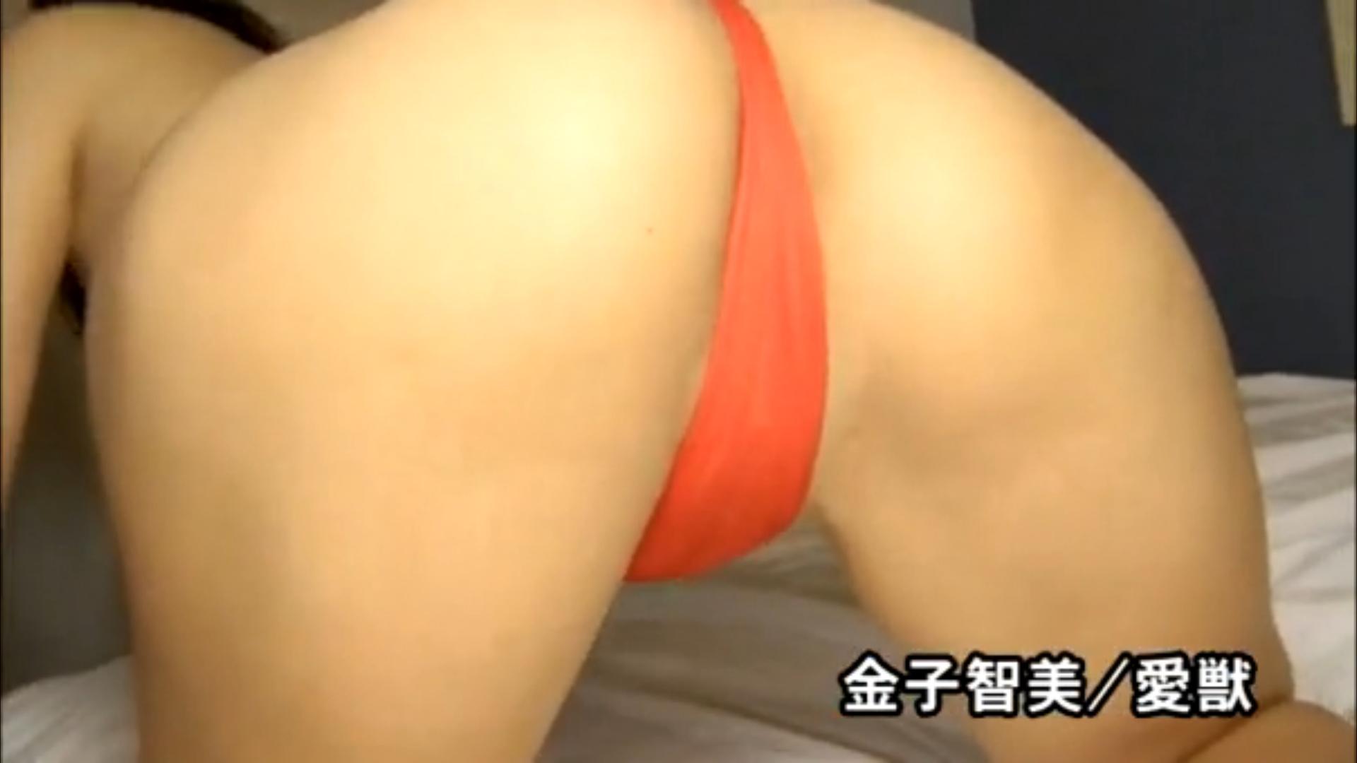 金子智美のイメージDVDエロ画像062