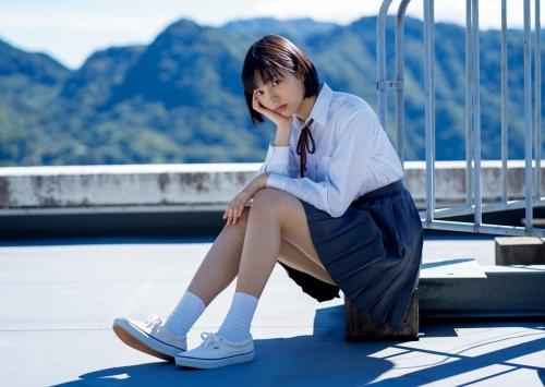 笠本ユキの初水着グラビアエロ画像007