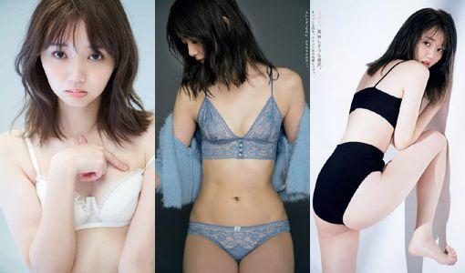 江野沢愛美のスリーサイズ画像