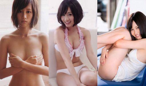 前田敦子のスリーサイズ画像