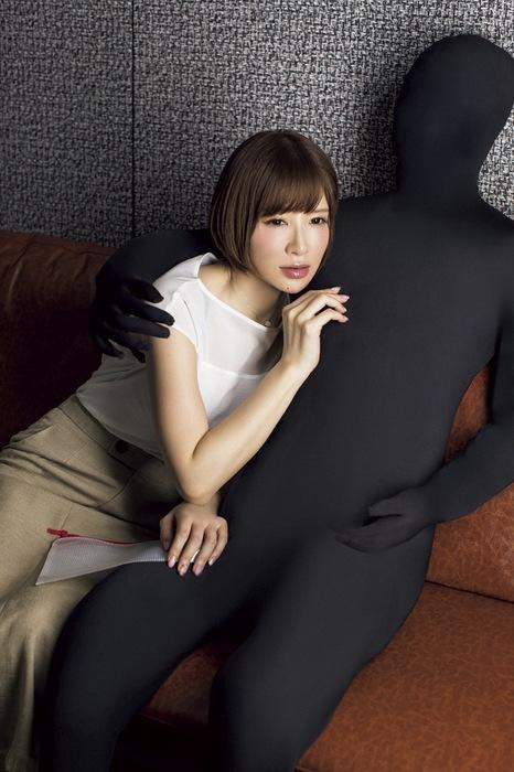 手島優のデリヘル嬢なりきりグラビアエロ画像011