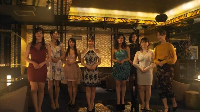 恒松祐里のキャバ嬢ドレス姿のエロ画像006