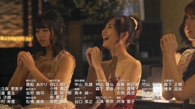 恒松祐里のキャバ嬢ドレス姿のエロ画像027