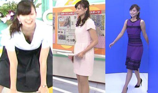 斎藤真美アナのスリーサイズ画像