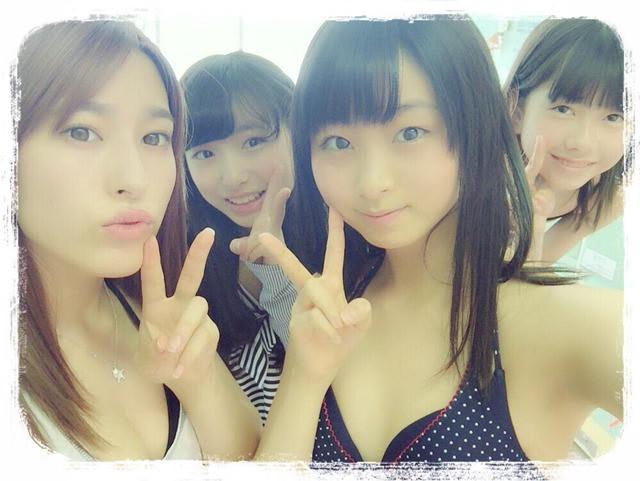 達家真姫宝のAKB48時代の水着グラビアエロ画像005