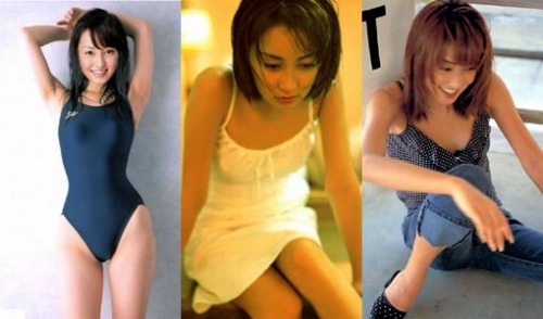 矢田亜希子のスリーサイズ画像