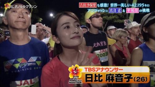 平祐奈のマラソン乳揺れエロ画像011