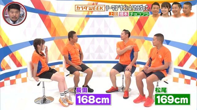 橋本環奈の『Going! Sports&News』ムッチリ生足太ももエロ画像012