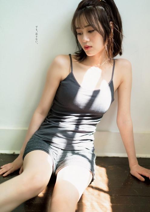 伊藤美来のセクシーなグラビアエロ画像004