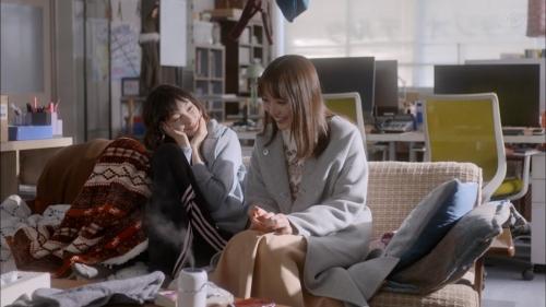内田理央のドラマ『来世ではちゃんとします』エロ画像011