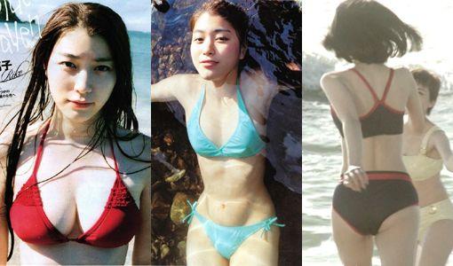 成海璃子のスリーサイズ画像