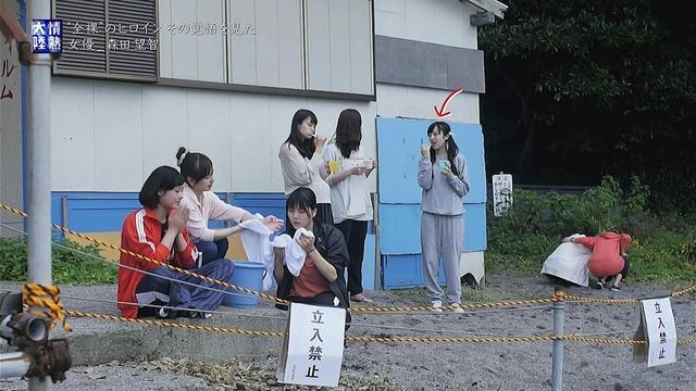 森田望智の『情熱大陸』で公開された濃厚濡れ場エロ画像046