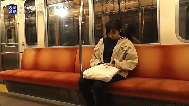 森田望智の『情熱大陸』で公開された濃厚濡れ場エロ画像053