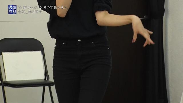 森田望智の『情熱大陸』で公開された濃厚濡れ場エロ画像074