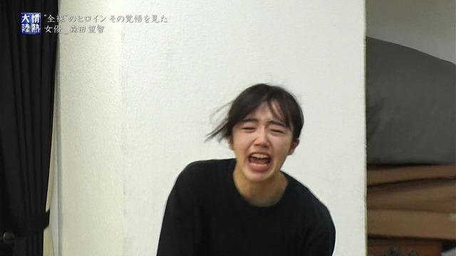 森田望智の『情熱大陸』で公開された濃厚濡れ場エロ画像084