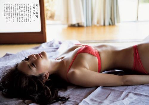 田中道子のセクシーグラビアエロ画像004