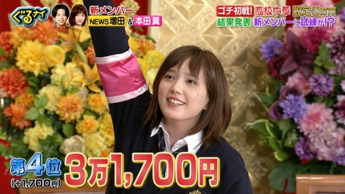 本田翼のぐるナイゴチ2020年1月23日放送回エロ画像026