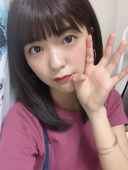 工藤美桜のSNS自画撮りエロ画像024