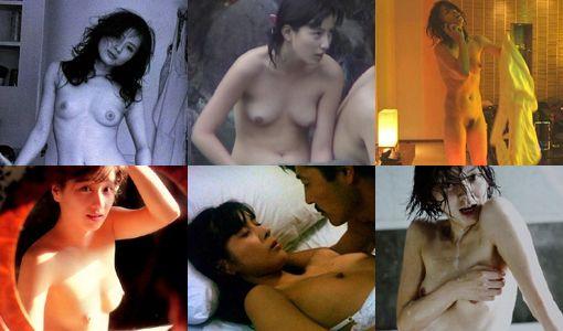 懐かし女優のヌードエロ画像サムネイル