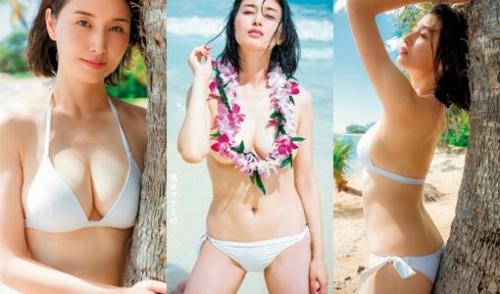 橋本マナミのスリーサイズ画像