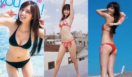 新川優愛のスリーサイズ画像