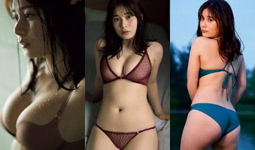 大久保桜子のスリーサイズ画像