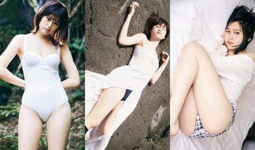 小西桜子のスリーサイズ画像