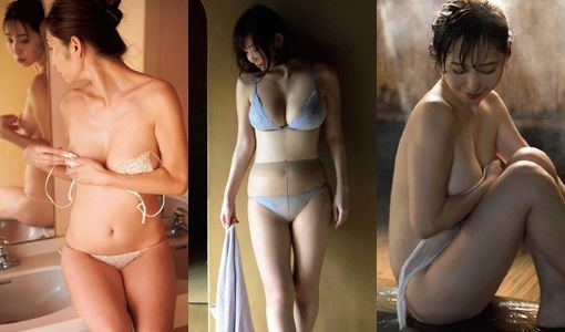 塩地美澄アナのスリーサイズ画像