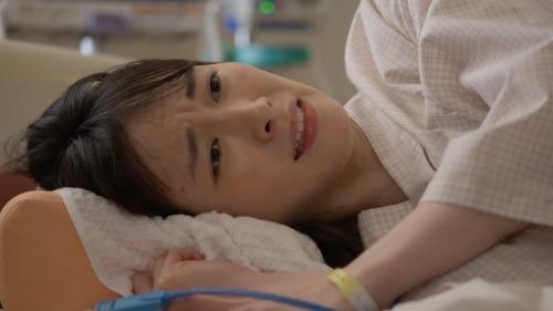 新垣結衣の『逃げ恥』の出産、妊婦姿のエロ画像016