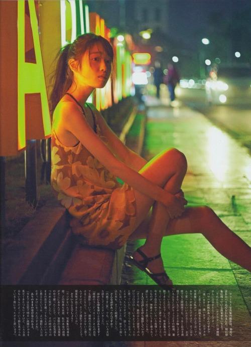 高橋ひかるの美少女グラビアエロ画像006