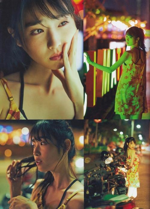高橋ひかるの美少女グラビアエロ画像007