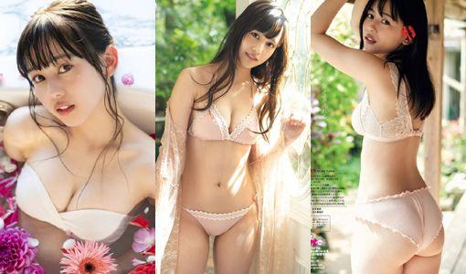 岡田佑里乃のスリーサイズ画像