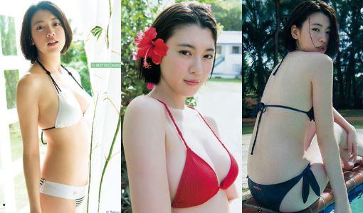 三吉彩花のスリーサイズ画像