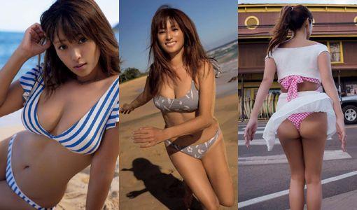 深田恭子のスリーサイズ画像